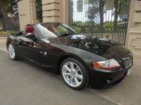 2004 BMW Z4 3.0 Z4 SE ROADSTER 2d AUTO 228 BHP £6995.00