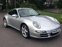 2006 PORSCHE 911 3.8 CARRERA 4S 2d TIP AUTO  WIDEBODY350 BHP £24950.00