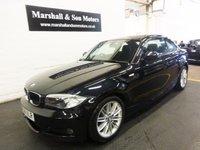 2011 BMW 1 SERIES 2.0 120D M SPORT 2d 175 BHP £9199.00
