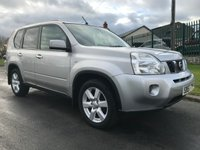 USED 2008 57 NISSAN X-TRAIL 2.0 SPORT EXPEDITION DCI 4WD 74K FSH VERY CLEAN CAR