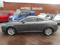 2007 HYUNDAI S-COUPE 1.6 SIII 3d 104 BHP £2990.00
