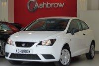 2013 SEAT IBIZA 1.2 S A/C 3d 70 BHP £5983.00