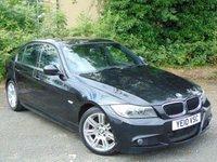 2010 BMW 3 SERIES 2.0 318D M SPORT 4d 141 BHP £7860.00