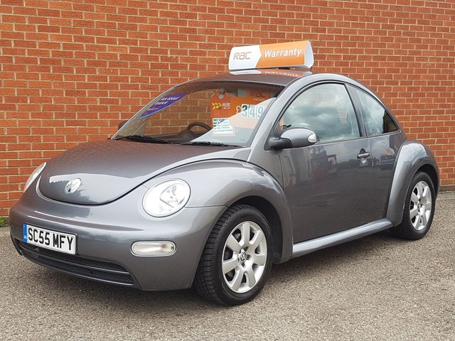 2006 55 VOLKSWAGEN BEETLE 1.6 8V 3d  SALE.  ALL CARS REDUCED