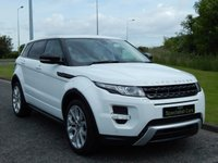 2012 LAND ROVER RANGE ROVER EVOQUE 2.2 SD4 DYNAMIC LUX 5d AUTO 190 BHP £SOLD