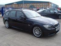 2008 BMW 3 SERIES 2.0 320I EDITION M SPORT TOURING 5d 168 BHP £5495.00