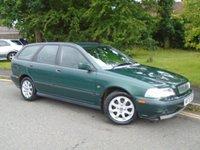 2000 VOLVO V40 1.8 XS 5d 122 BHP £995.00