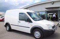2004 FORD TRANSIT CONNECT 1.8 T230 LWB 1d 89 BHP £1995.00