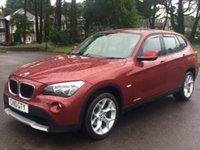 2010 BMW X1 2.0 SDRIVE20D SE 5d 174 BHP £9750.00