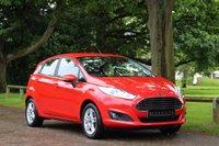 2014 FORD FIESTA 1.2 ZETEC 5d 81 BHP £7000.00