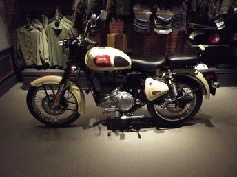 View our ROYAL ENFIELD BULLET CLASSIC