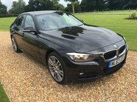 2013 BMW 3 SERIES 2.0 320D XDRIVE M SPORT 4d AUTO 181 BHP £16000.00