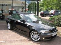 2011 BMW 1 SERIES 2.0 120D M SPORT 2d 175 BHP £10490.00