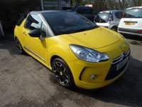 USED 2011 61 CITROEN DS3 1.6 DSPORT HDI 3d 110 BHP Great on fuel! Only £20 Tax a year! Full Service History + Just Serviced by ourselves, MOT until March 2018 (no advisories), Two Previous Owners