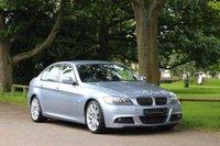 2010 BMW 3 SERIES 3.0 330D M SPORT 4d 242 BHP £11900.00