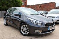 2012 KIA CEED 1.6 CRDI 2 5d AUTO 126 BHP £9000.00