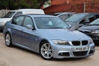 2009 BMW 3 SERIES 2.0 320D M SPORT 4d 175 BHP £9995.00
