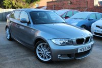 2009 BMW 1 SERIES 2.0 116D M SPORT 5d 114 BHP £9000.00
