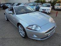 USED 2008 JAGUAR XK 4.2 CONVERTIBLE 2d AUTO 294 BHP ** 12 Months MOT **