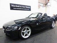 2008 BMW Z4 2.0 Z4 I SPORT ROADSTER 2d 150 BHP £7899.00