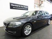 2011 BMW 5 SERIES 2.0 520D SE TOURING 5d 181 BHP £10699.00