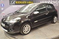 2009 RENAULT CLIO 1.1 DYNAMIQUE 16V 3d  £3494.00