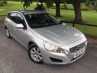 2012 VOLVO V60 2.0 D3 ES 5d AUTO 161 BHP £9490.00