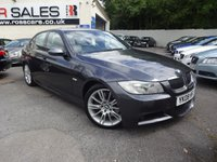 2008 BMW 3 SERIES 3.0 335D M SPORT 4d AUTO 282 BHP £12995.00