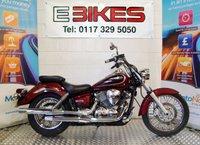 2002 02 YAMAHA XVS 250 DRAGSTAR 250cc CUSTOM CRUISER CHOPPER BOBBER £2195.00