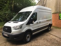 2014 FORD TRANSIT 2.2 350 H/R P/V 1d 124 BHP £14450.00