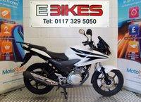 2011 HONDA CBF125 M-B  £1495.00