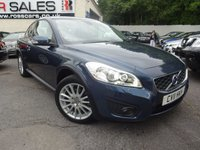 USED 2011 11 VOLVO C30 2.0 D3 SE LUX 3d AUTO 148 BHP NATIONALLY PRICE CHECKED DAILY