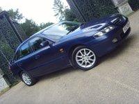 2002 MAZDA 626 2.0 GSI SE 5d AUTO 134 BHP £499.00