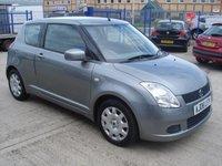 2006 SUZUKI SWIFT 1.3 GL 3d 91 BHP £2495.00