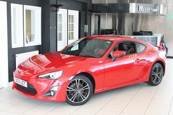 2013 TOYOTA GT86 2.0 D-4S 2d 197 BHP £15970.00