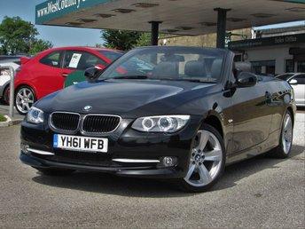 2011 BMW 3 SERIES 2.0 320D SE 2d 181 BHP £15000.00