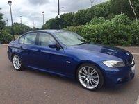 2010 BMW 3 SERIES 2.0 320I M SPORT BUSINESS EDITION 4d 168 BHP £8995.00
