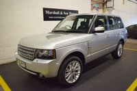 2012 LAND ROVER RANGE ROVER 4.4 TDV8 WESTMINSTER 5d AUTO 313 BHP £28999.00