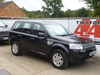 2012 LAND ROVER FREELANDER 2.2 SD4 XS 5d AUTO 190 BHP £SOLD