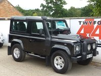2010 LAND ROVER DEFENDER 2.4 90 TD XS STATION WAGON 3d 121 BHP £SOLD