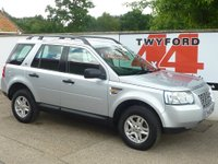 2007 LAND ROVER FREELANDER 2.2 TD4 S 5d AUTO 159 BHP £SOLD