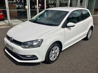 USED 2014 14 VOLKSWAGEN POLO 1.0 SE 3DR HATCHBACK BLUEMOTION STOP START