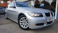 2007 BMW 3 SERIES 2.0 320I SE AUTO 4 DR SALOON £6350.00