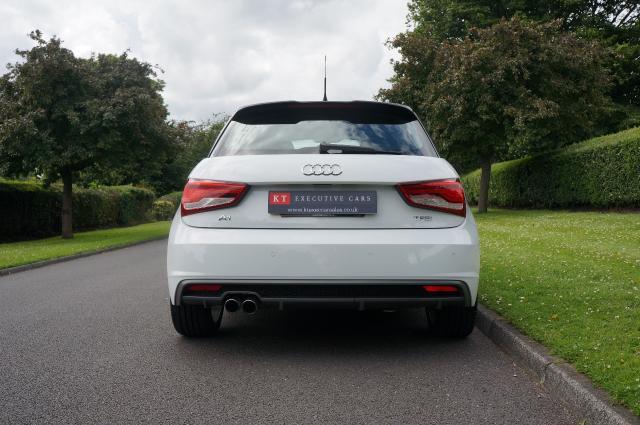2015 Audi A1 Sportback Tfsi S Line 15990