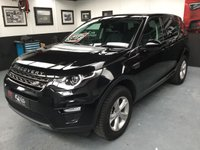 2017 LAND ROVER DISCOVERY SPORT SE  £37500.00