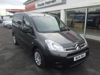 2014 CITROEN BERLINGO 625 ENTERPRISE L1 H1 1.6 HDI 75  £7695.00