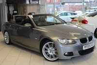 USED 2010 59 BMW 3 SERIES 2.0 320D M Sport Highline 2d 175 BHP FULL SERVICE HISTORY + HEATED LEATHER SEATS + 19 INCH ALLOYS + BLUETOOTH + XENONS + REAR PARKING SENSORS