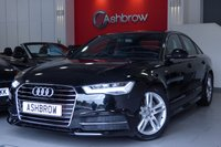 2015 AUDI A6 SALOON 2.0 TDI ULTRA S LINE 4d 190 S/S £24483.00