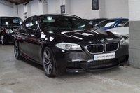 2011 BMW M5 4.4 4d AUTO 553 BHP DCT £26995.00
