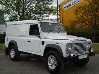 2011 LAND ROVER DEFENDER 110  HARD TOP 4x4 [ Mobile Workshop ] 2.4Tdci Low miles Free UK Delivery £11950.00